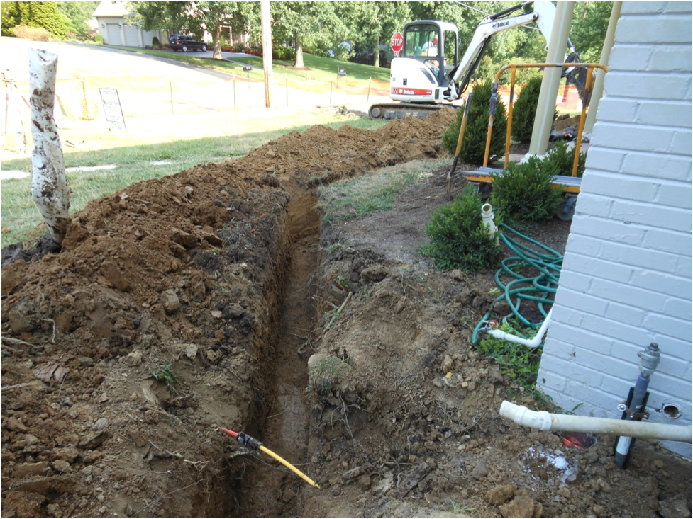 Meyer Landscaping Common Cents Water Control