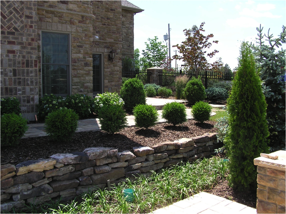 Meyer Landscaping Designs by Licensed Architect